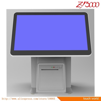 new C6 15.6  touch screen all in one pos system