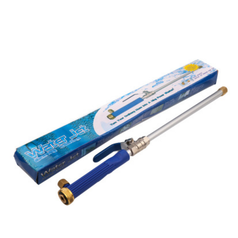 Manufacturers Wholesale High Pressure Metal Long Brush Holder Water Gun Garden Telescopic Pipe Vehicle Cleaning Pipe