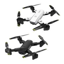 SG700-D RC Drone Headless Mode Optical Flow Dual Camera Helicopter 3D Rollover APP Control Filters Video Effects with 3 Battery(China)