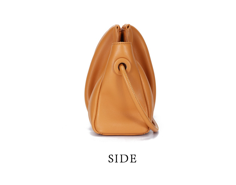 Women Handbag Luxury Messenger Bag Drape Genuine Leather Shoulder Bag H96fc88e30443418da48edab08f97d542C Bag