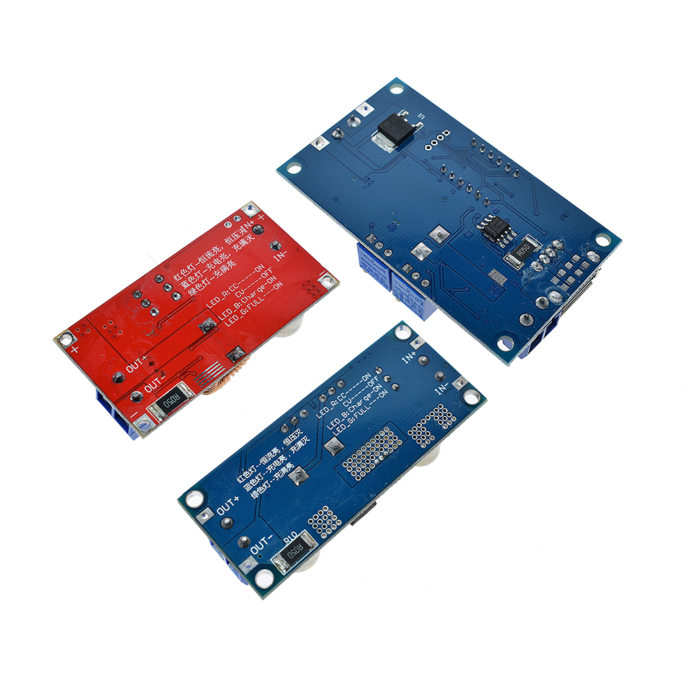 Original 5A 12A DC to DC CC CV Lithium Battery Step down Charging Board Led Power Converter Lithium Charger Step Down Module 1