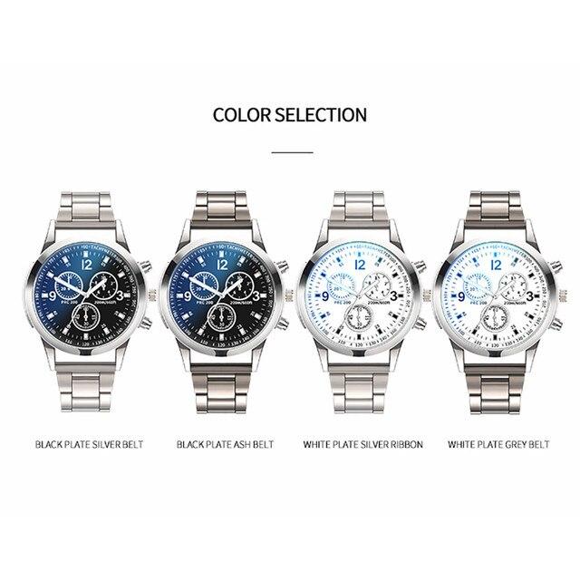 Brand Luxury Men Watches Automatic Black Watch Men Stainless Steel Waterproof Business Sport Mechanical Wristwatch reloj #2 5