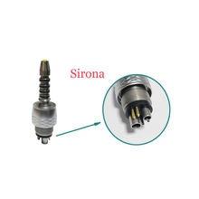 1 шт стоматологический высокоскоростной турбинный светодиодный