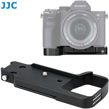 JJC Durable Extension Grip For Sony a7R IV a7R III a7R II a7 III a7 II a7S II Camera Holder Arca Swiss Type Quick Release Plate