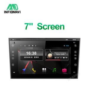 Image 3 - אנדרואיד 9.0 מולטימדיה לרכב נגן DVD לרכב רדיו ניווט עבור אופל ווקסהול אסטרה המריבה Vectra Antara Zafira Corsa עגיל