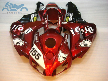 Custom new Injection fairing kit fit for Honda CBR 1000RR 2006 2007 CBR1000RR 06 07 aftermarket ABS fairing kits bodywork XY04