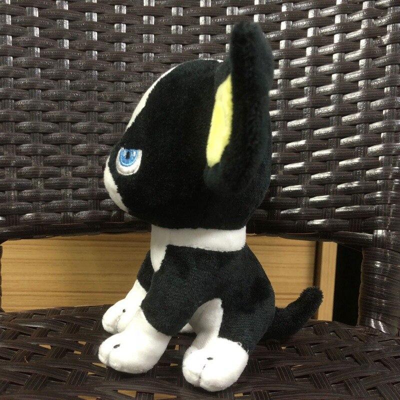 H96fd65297d574b50a68058685540d13dr Pelúcia Jojo's Bizarre Adventure Anime jojo aventura bizarra cão iggy brinquedo de pelúcia boneca de pelúcia bonito mascote cosplay prop coleção bonecas pp brinquedo de pelúcia