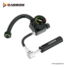 Barrow Water Liquid Cooling Kit Leak Tester Device Air Pressure Test Tools Water Cooling Necessory Gadget ,Recommend
