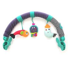 Bed-Crib for Arch-Pendant Animal-Shape-Toys Seat Plush-Stroller Stroller-Accessories