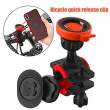 LISM Universal GPS Bike Phone holder bicycle stand Mount moto Bracket Clip motorcycle phone holder For Android iPhone support 360 degree rotate bicycle phone gps holder motorcycle bike handlebar phone clip mount bracket moto bike phone support rack stand