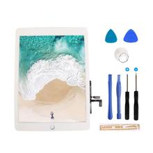 """Buy Flylinktech For Apple iPad 5 A1474 A1475 A1476 Touch Screen iPad Air 1 A1822 A1823 9.7"""" Digitizer Display Glass Assembly directly from merchant!"""