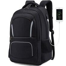 New 17inch Laptop Backpack Men Backpack Travel Teenage USB Backpack Large Capacity bag male bagpack Business Backpacks mochila zoropaul 2017 new men bagpack backpacks men s fashion backpack
