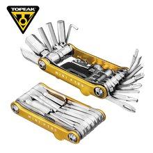 Topeak TT2583 многофункциональная 30 в 1 велосипед набором инструментов для ремонта инструмент для демонтажа цепи велосипеда (инструмент мини MTB д...