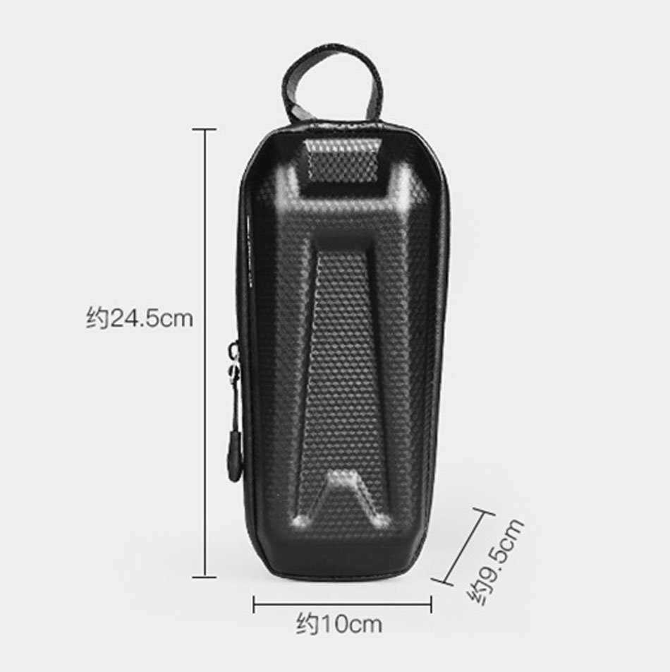 Waterproof Bicycle Bag Front Tube Frame Bag Cell Phone Bike MTB Road Bike Frame Holder Pouch Cycling Accessories 1L