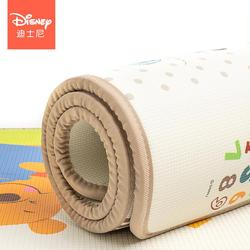 Original Disney Baby Xpe Crawling Pad Whole Sheet Thickened Living Room Floor Mat Baby Climbing Pad Toy Pad For Bedroom