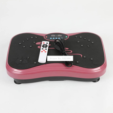 Shake-Machine Vibration Whole-Body Fitness-Massager Fat-Burning Electric Slimming Remote-Control