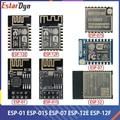 ESP8266 ESP-01 ESP-01S ESP-07 ESP-12E ESP-12F удаленный последовательный Порты и разъёмы WI-FI беспроводной модуль интеллигентая (ый) система снабжения жилищем А...
