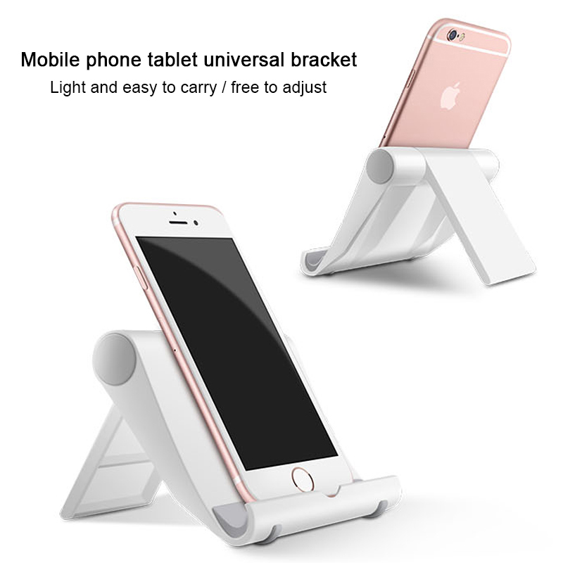 Mobile Phone Holder Tablet Folding Stand Universal Phone Car Holder Smart Phone Tablet Stand For Iphone 7 X 8 Samsung S7 8