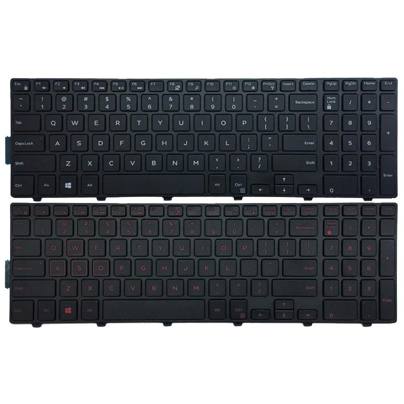 US Keyboard FOR DELL Inspiron 15 3551 3552 3541 3543 3542 3559 3565 3567 3551 3558 5566 5748 5749 5755 5758 5759 Laptop Keyboard