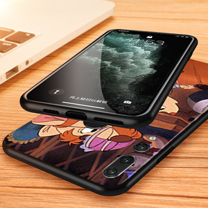 Image 4 - Silicone Cover Great Mouse Detective For Honor V30 30i 10X 30S 9A 9S 9X 30 9C 20 S V20 10i 10 7C Pro Lite Phone Case