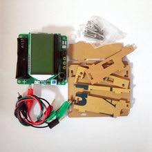 Probador multifunción MG328 Original, módulo Pro, resistencia de inductancia de diodo, medidor de capacitancia LCR ESR