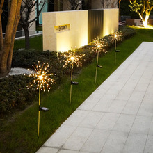 Led-Light Garden Street Solar Outdoor Light-String Garland Leds Fairy Waterproof 90/150