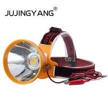 Мощный Головной фонарь 35 Вт внешний водонепроницаемый 12 В