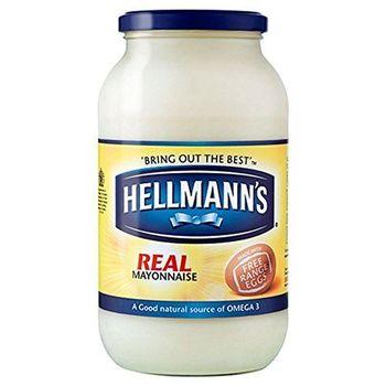 Hellmann's Vera Maionese (800g) (Confezione da 6)