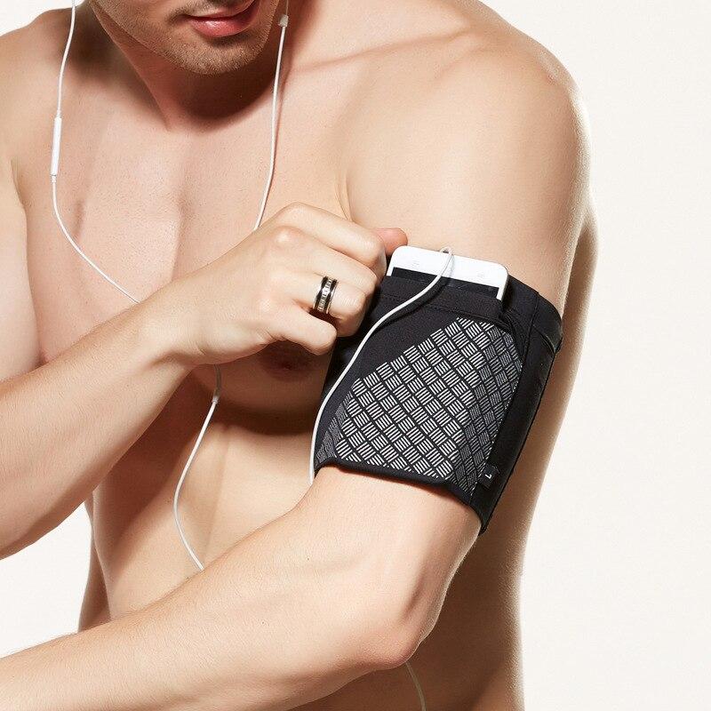 Running Arm Bag Sport Accessories Fitness Bag Arm Case Running Running Belt Gym Cell Phone Belt