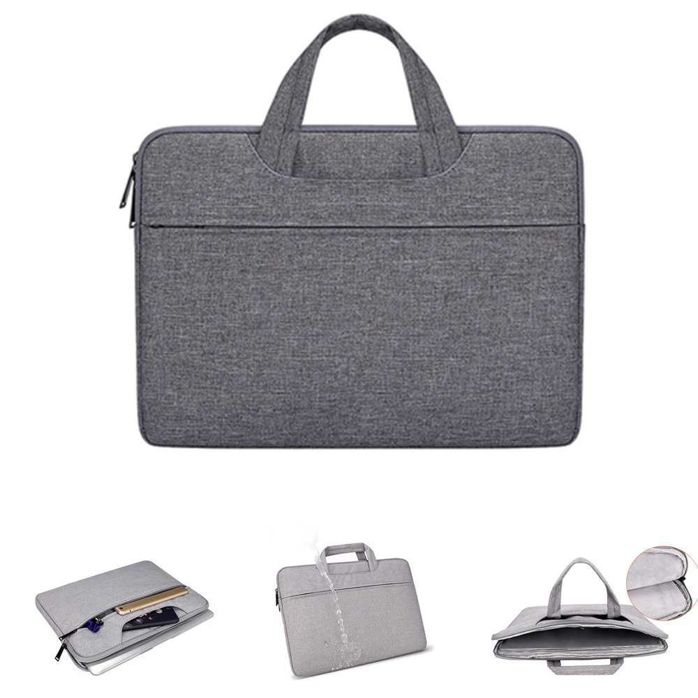 Business Laptop Handbag Bag Sleeve for Macbook Pro 13 2017 Cover Pro 13 Touch Bar A1706 A1989 Touch Bar A1708 Notebook Bags Case image