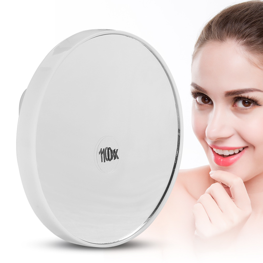 2019 Hot Sale Makeup Vanity Mirror Cosmetic 10x Magnification Magnifying Magnified Vanity Mirror Portable Makeup Beauty Tool