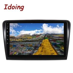 Image 5 - Iding lecteur multimédia pour skodasupb 10.2 2008, avec Navigation GPS, 4 go + 64 go, lecteur multimédia, Android 10, 2014 pouces, 2.5D, berline, sans dvd, 2din