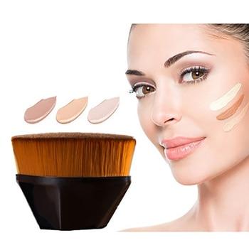 No. 55 Foundation Brush No Trace Makeup Uniform makeup, no powder, portable