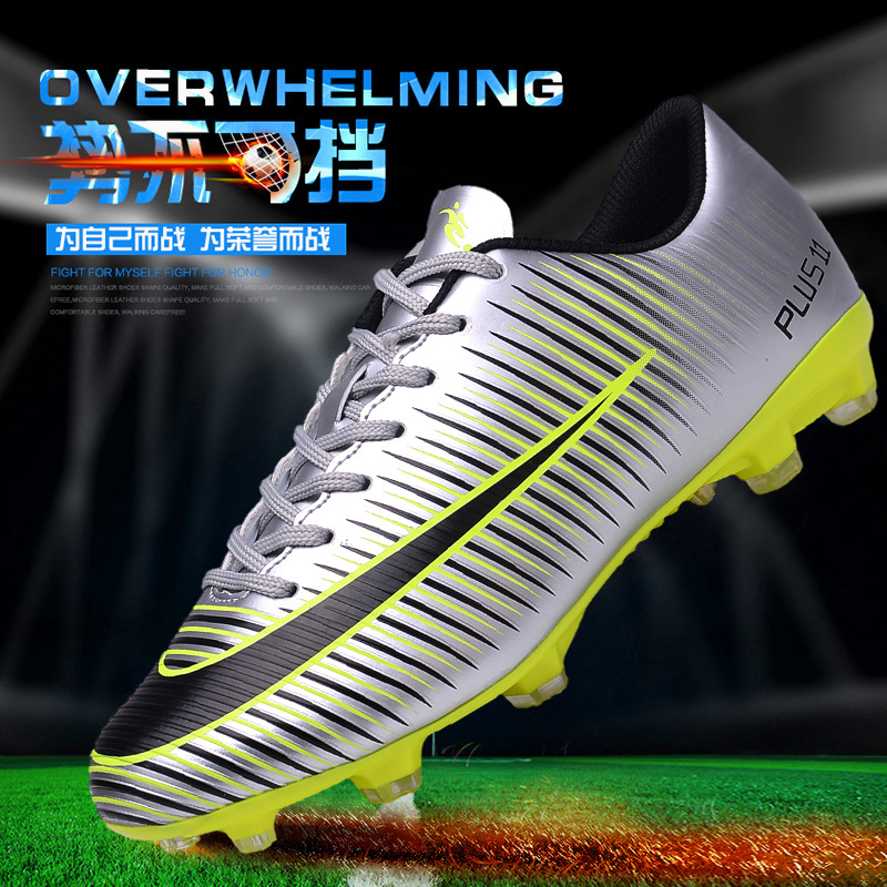 Football-Shoes FG Assassin Teenager Sports Children's TF Nail Adult Short Bottom-Broken-Nails