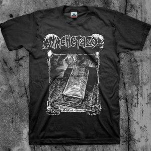 Футболка Machetazo grindcore band(1)