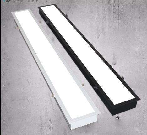 Recessed Led Strip Light Rectangular