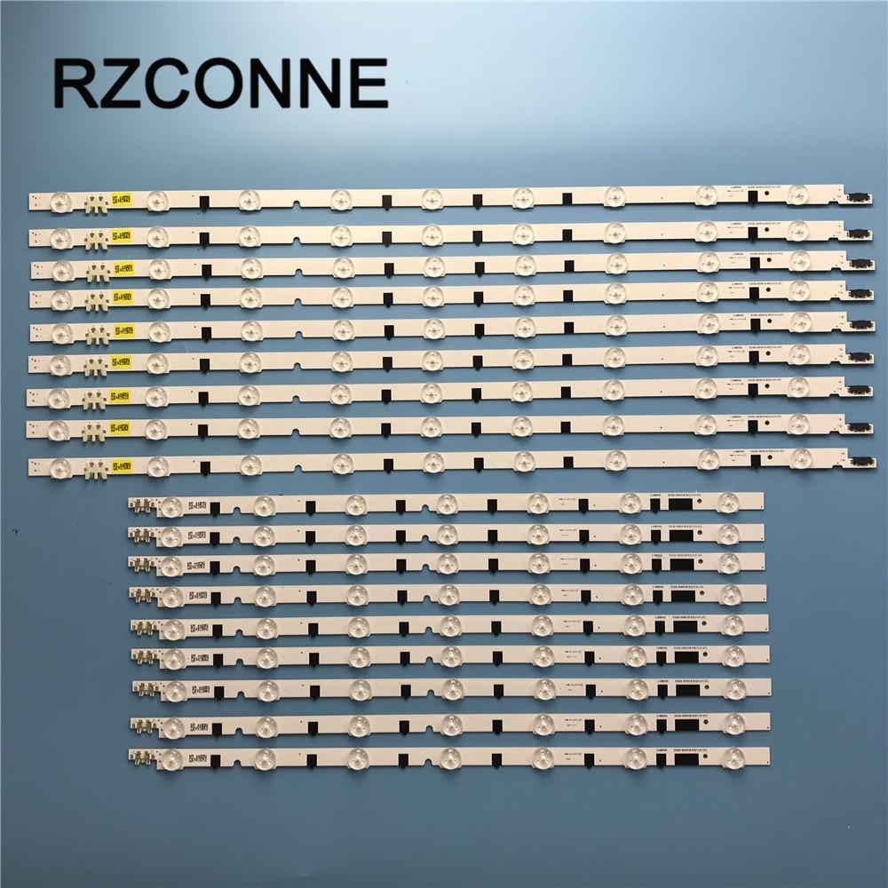LED Backlight Strip 9+7 Leds For D2GE-500SCA-R3 D2GE-500SCB-R3 2013SVS50F R+L BN41-02028A UN50F6300 HF500BGA-B1 UE50F6200