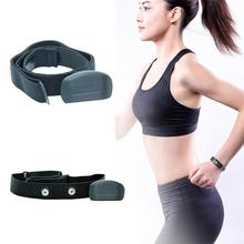 Exercise Heart Rate Chest Strap Heart Rate Monitor Chest Strap Bluetooth 4.0 ANT Fitness Sensor Compatible Belt Outdoor Band все цены