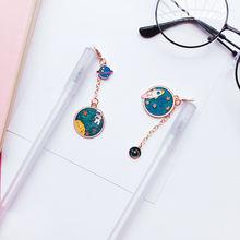 2 шт Блуждающие пространство гелевая ручка с подвеской комплект