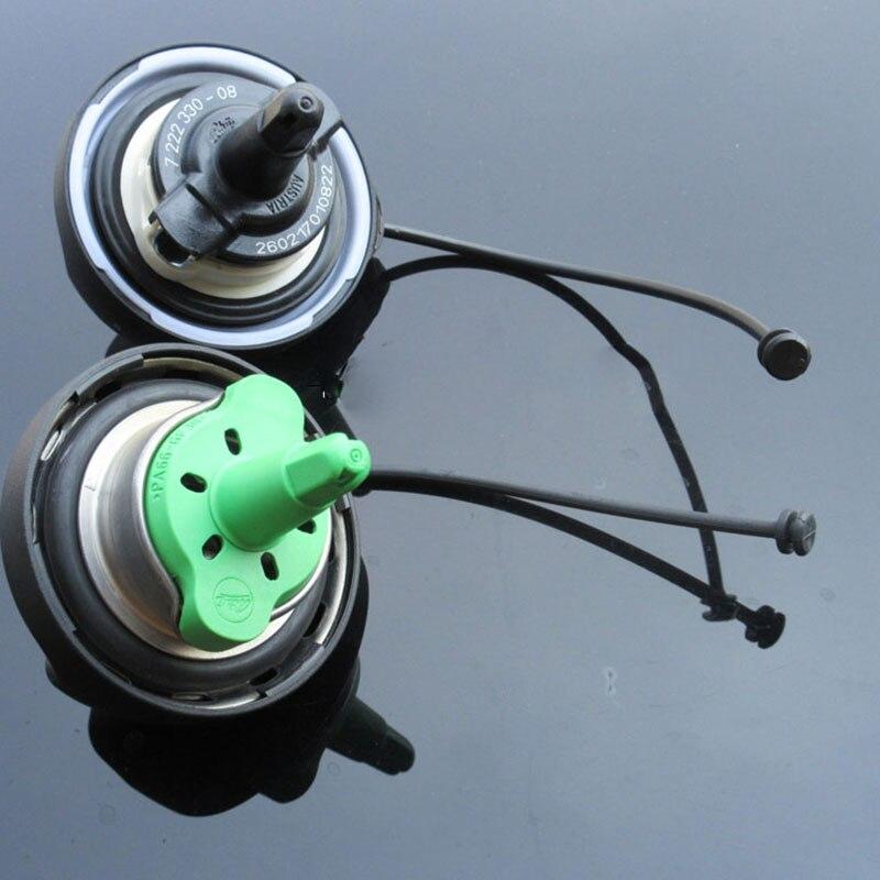 Pour BMW série 5 520 523 525 528 530 535 série 3 E90 E92 F30 F31 F34 F35 318 320 325LI Automatique De Carburant De Voiture Couvercle de Couvercle de Réservoir De Gaz
