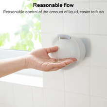 Soap-Dispenser Wall-Mounted Portable New Free-Punching-Sanitizer 350ml Bathroom