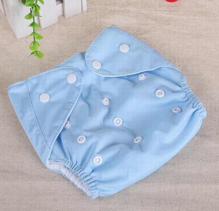 1 tamaño para todos los pañales de tela impermeables para bebé pañales lavables reutilizables rejilla de entrenamiento pantalón pañales de tela pañales para bebé pañales Fraldas