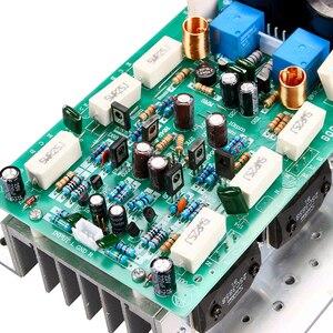 Image 5 - Sanken 1494/3858 High Power Hifi Audio Versterker Boord Dual Channel 450W + 450W Stereo Amp Mono 800W versterker Board Voor Geluid Diy