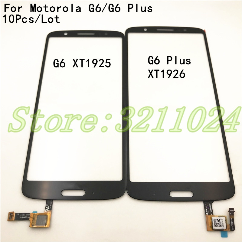 Worldwide delivery motorola g6 plus glass panel sensor in