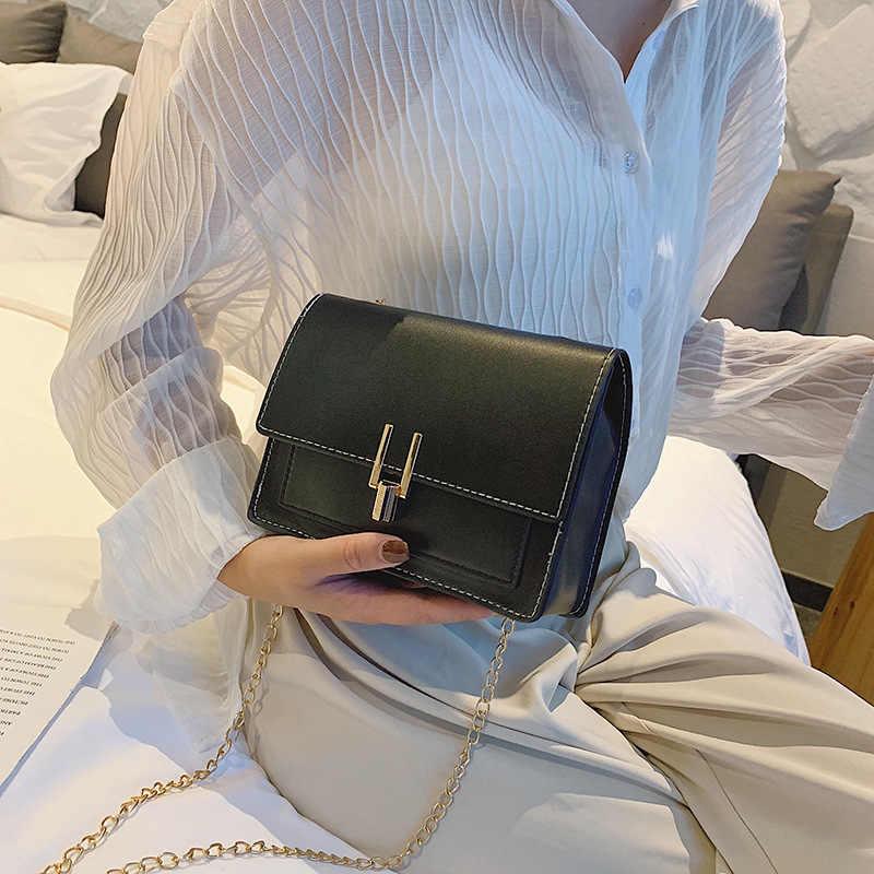 Bolsa de ombro com aba pequena, bolsa de mensageiro de mão para mulheres mulher