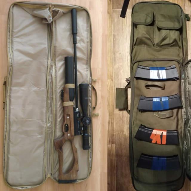 ALIEXPRESS 85 95 100 120CM NYLON GUN BAG CASE KARABIN TORBA