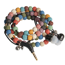 Mens Bracelet Fashion 2019 New Vintage Simple Trinkets Classic Stone Bead Jewelry Gift earphone