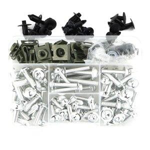 Image 2 - Pełne owiewki zestaw śrub śruby zestaw zapięć dla Ducati Monster 695 696 potwór 796 797 potwór 821 1200 potwór 1200S 1200R