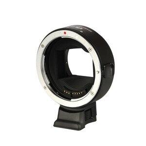 Image 2 - Viltrox EF NEX IV 자동 초점 렌즈 어댑터, Canon EOS EF EF S 렌즈, Sony E NEX 풀 프레임 A9 AII7 A7RII A7SII A6500 A6300