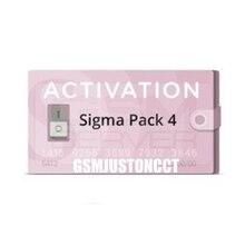 2019 neue sigma pack4/Sigma Pack 4 Aktivierung Verwendet zu aktivieren die Sigma box und Sigma key dongle